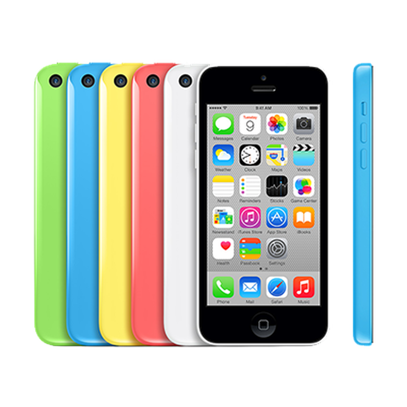 замена iphone 5c на новый
